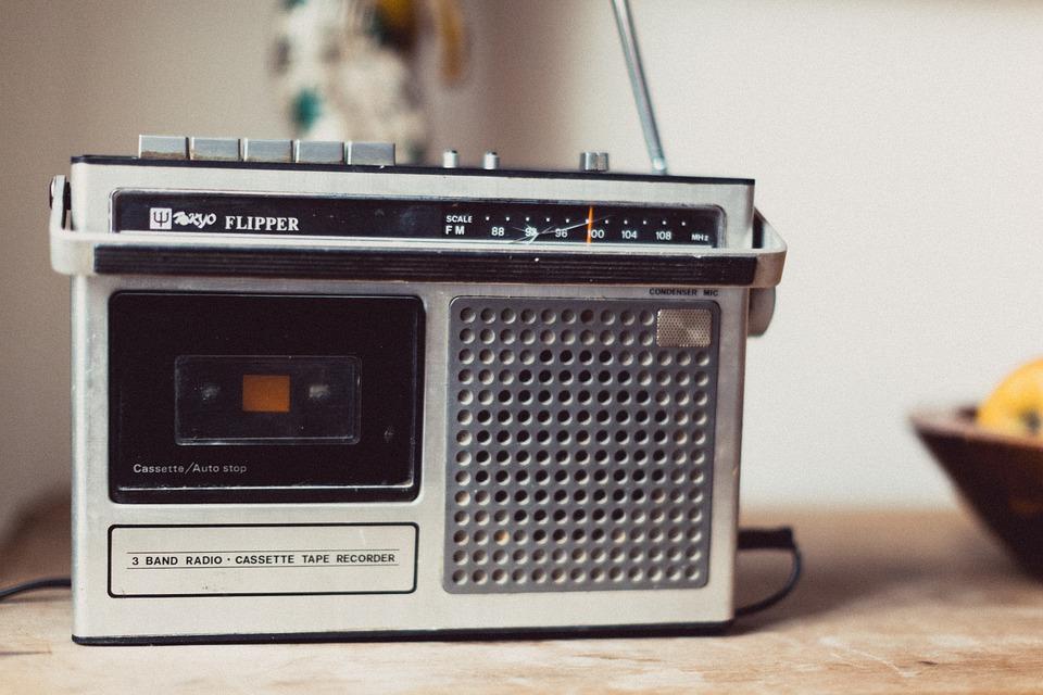 La radio de chantier